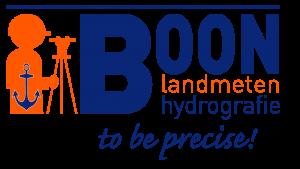 boon-landmeten en hydrografie logo